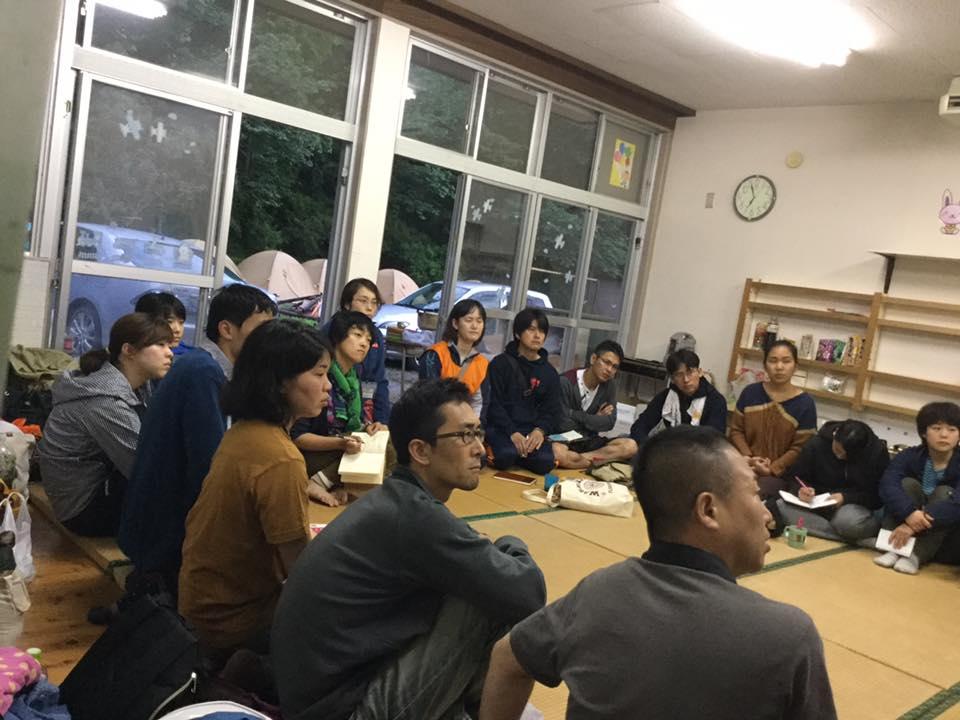 美里ボランティアセンターミーティング