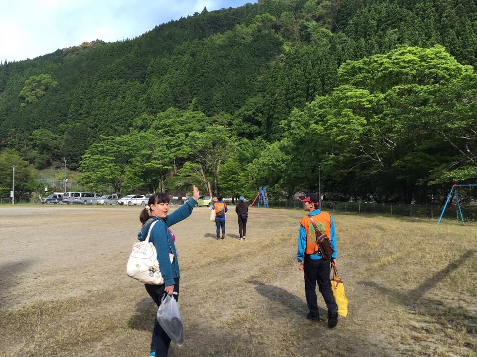 南阿蘇村に向けて2チーム出発