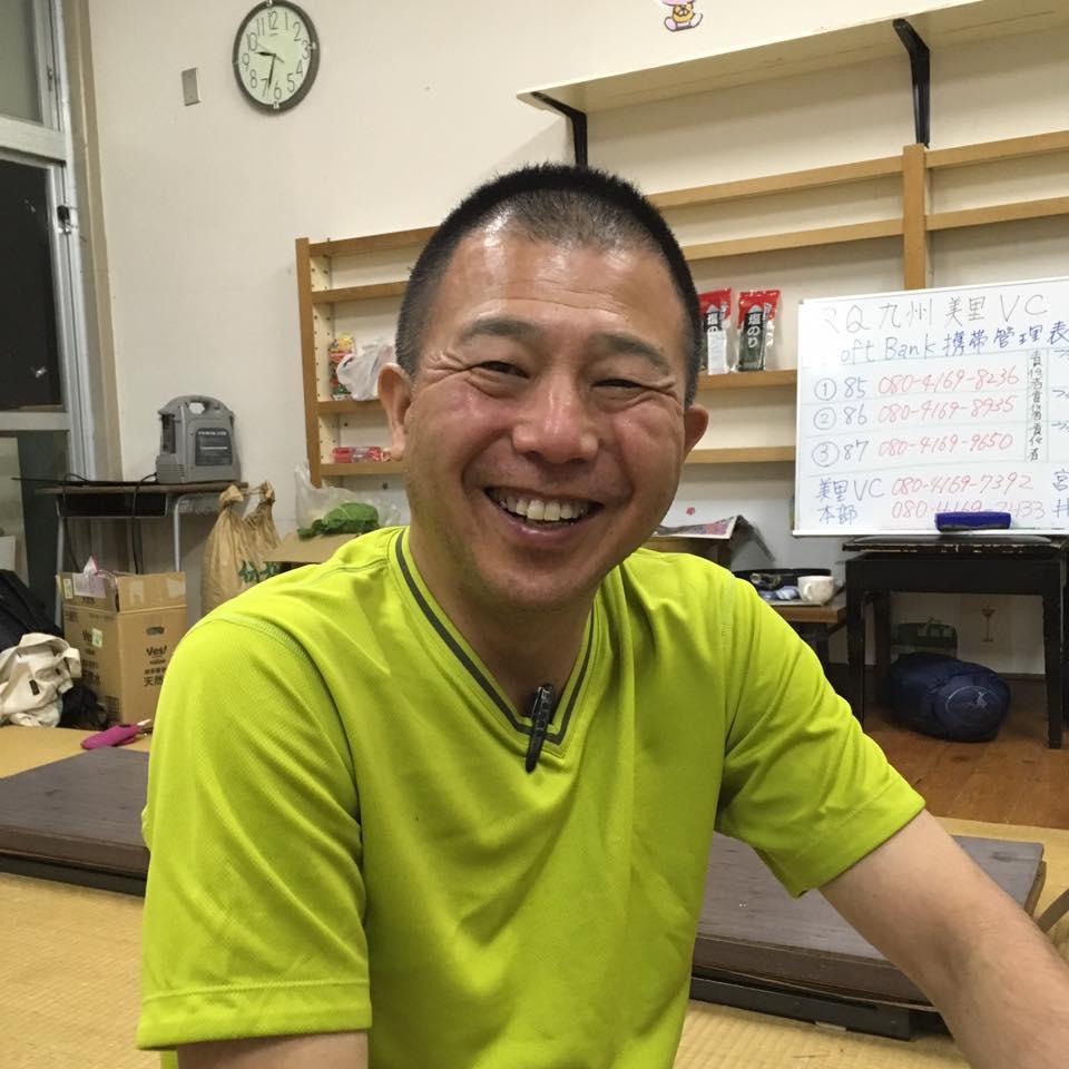 RQ登米(宮城)で活躍の松田英輝さん